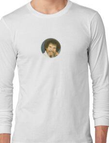 Bob ross Long Sleeve T-Shirt