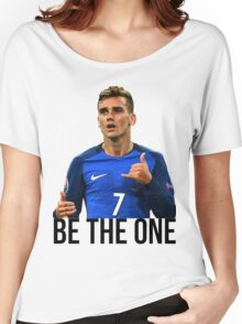 Antoine Griezmann - Be the one Women's Relaxed Fit T-Shirt