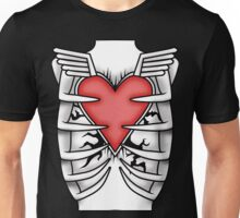 Heart in a Cage Unisex T-Shirt