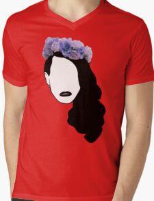 Lana Del Rey - Simplistic - Lips Mens V-Neck T-Shirt