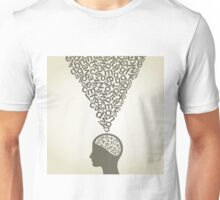 Science head6 Unisex T-Shirt