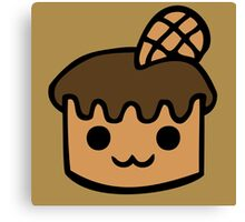 cupcake kawaii jap yum Canvas Print