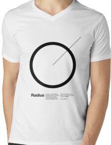 Radius / Mens V-Neck T-Shirt
