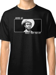 Sheriff Bart Classic T-Shirt
