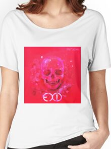 EXID HOT PINK Women's Relaxed Fit T-Shirt