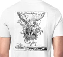 Heath Robinson,  illustration, The Adventures of Uncle Lubin, 1902, W. Heath Robinson Unisex T-Shirt