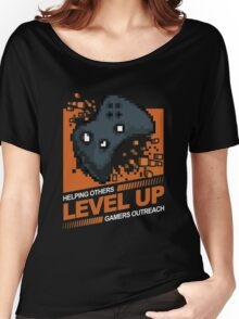 Helping Others Level Up Women's Relaxed Fit T-Shirt