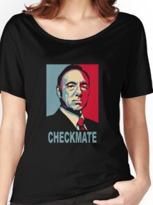 House of Checkmate Women's Relaxed Fit T-Shirt