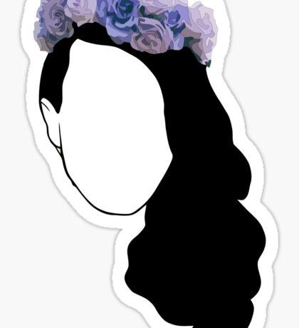 Lana Del Rey - Simplistic Sticker