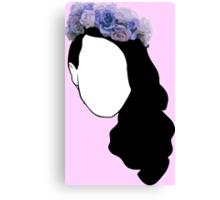 Lana Del Rey - Simplistic Canvas Print