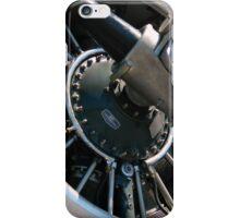 Airplane Propeller- Close Up iPhone Case/Skin