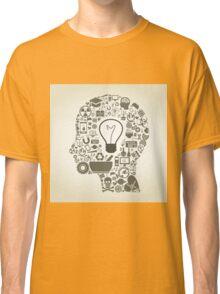 Science head9 Classic T-Shirt