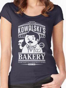 Kowalski's Bakery Women's Fitted Scoop T-Shirt
