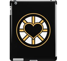 For the Love of Bruins iPad Case/Skin