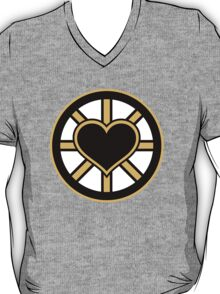 For the Love of Bruins T-Shirt