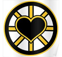 For the Love of Bruins Poster
