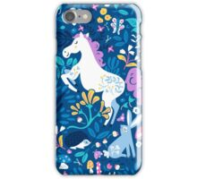 Woodland Folk iPhone Case/Skin