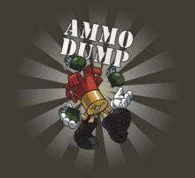 AMMO DUMP! by ThirdhandHarpy