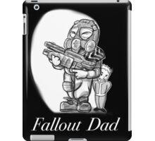 Fallout Dad (Black) iPad Case/Skin