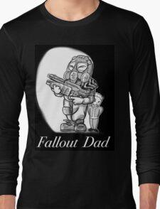 Fallout Dad (Black) Long Sleeve T-Shirt