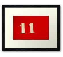 Meet theTenant 13 Framed Print