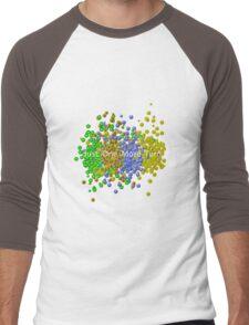 Civilization Addict - Just One More Turn Men's Baseball ¾ T-Shirt