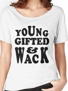 YOUNG & GIFTED Women's Relaxed Fit T-Shirt
