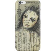 Dry Your Eyes iPhone Case/Skin