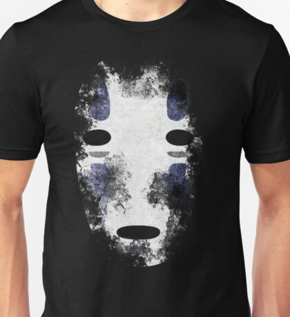 No-Face (Kaonashi)  Unisex T-Shirt
