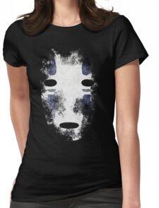 No-Face (Kaonashi)  Womens Fitted T-Shirt