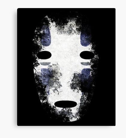 No-Face (Kaonashi)  Canvas Print