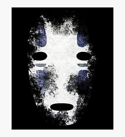 No-Face (Kaonashi)  Photographic Print