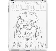 Stand with Standing Rock Sioux Tribe - Water is life Tshirt iPad Case/Skin