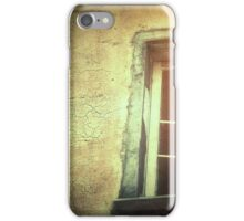 window and morning light iPhone Case/Skin