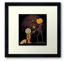 Sam and Jack  Framed Print