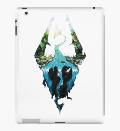 Skyrim dragonborn iPad Case/Skin