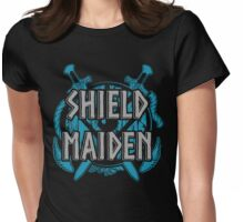 shieldmaiden 3 Womens Fitted T-Shirt