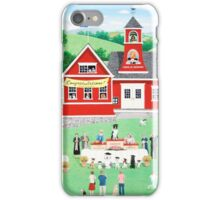 Doggie Graduation Day iPhone Case/Skin