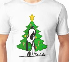 snoopy christmas Unisex T-Shirt