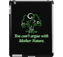 Green Mana: Harmonious Destruction iPad Case/Skin