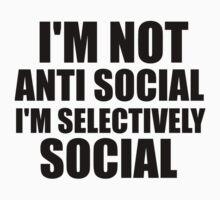 ANTI SOCIAL by Glamfoxx