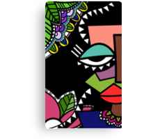 Lil lady Canvas Print