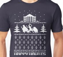 Happy Haunts Sweater T-Shirt Unisex T-Shirt
