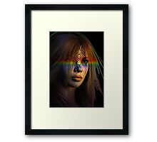 RAINBOW WARRIOR  ...    two Framed Print