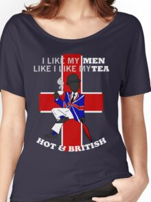 Hot & British Women's Relaxed Fit T-Shirt