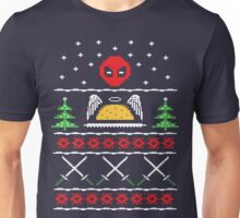 Deadpool Xmas Sweater T-Shirt Unisex T-Shirt