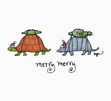 Merry Merry Kids Tee