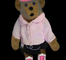 """。◕‿◕。 """"WHAT"""" YOU DIDN'T KNOW TEDDY BEARS CAN ROLLER SKATE WELL YOUR LOOKIN AT ONE!!。◕‿◕。  by ✿✿ Bonita ✿✿ ђєℓℓσ"""