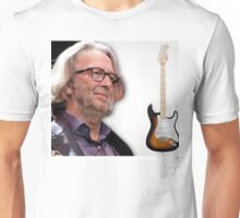 the eric clapton limited edition Unisex T-Shirt