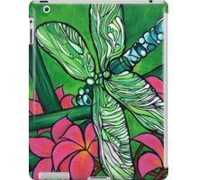 Dragonfly In Pink iPad Case/Skin